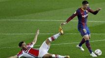FC Barcelona   Clément Lenglet se hunde en un pozo sin fondo