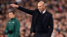 Los pesos pesados de Zinedine Zidane en el Real Madrid