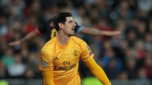 Real Madrid | Alarma Thibaut Courtois