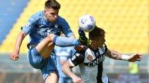 Serie A   El Atalanta pasa por encima del Parma