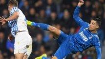 Juventus   La decisión de Cristiano Ronaldo