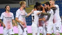 Serie A   El Nápoles aplasta al Génova; Brahim se estrena con el AC Milan