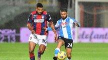 Serie A   El Nápoles pasa por encima del Crotone