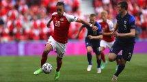 Eurocopa   Finlandia sorprende a Dinamarca