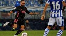 Real Madrid   La mala fortuna de Dani Carvajal