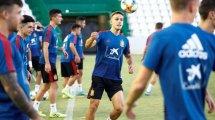 El Real Madrid traspasa a Dani Gómez al Levante