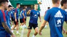El Real Madrid recibe numerosas propuestas por Dani Gómez