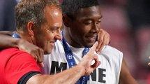 Se tensa la cuerda entre David Alaba y el Bayern Múnich