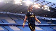 El guiño de David Luiz hacia el Benfica