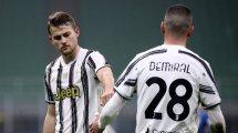 La Juventus de Turín recupera su solidez defensiva