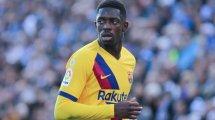 El FC Barcelona se replantea la situación de Ousmane Dembélé
