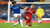 Premier | Combate nulo entre Everton y Liverpool