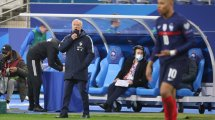 El mensaje de Didier Deschamps a Karim Benzema