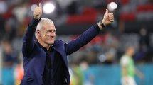 Francia ratifica a Didier Deschams como seleccionador