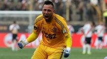 Diego Alves puede volver a Europa
