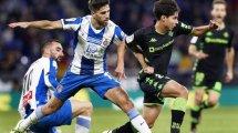 Real Betis   Diego Lainez busca la puerta de salida