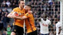 Los objetivos del Arsenal en el Wolverhampton Wanderers