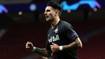 Mantienen al Atlético de Madrid en la puja por Dominik Szoboszlai