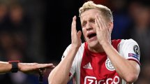 El Newcastle United desea distanciar a Van de Beek del Real Madrid