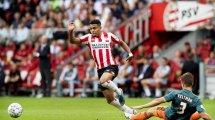 El Arsenal anhela el regreso de Donyell Malen