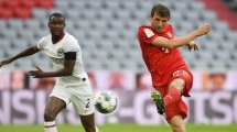 La prodigiosa longevidad de Thomas Müller en el ataque del Bayern Múnich