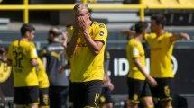 BVB | Erling Haaland cambia de número