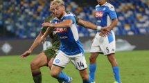 Dries Mertens desata una batalla a tres bandas en la Premier League