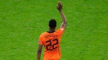 El Inter de Milán ya conoce el precio de Denzel Dumfries