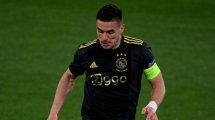 "Dusan Tadic da ""calabazas"" al AC Milan"