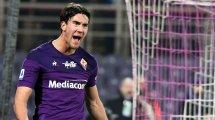 Los pretendientes de altura de Dusan Vlahovic en la Serie A