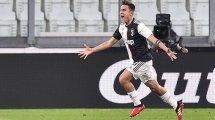 La Juventus de Turín acerca posturas con Paulo Dybala