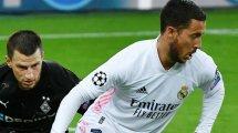 Real Madrid | El parte médico de Eden Hazard