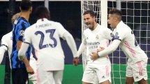 Eden Hazard se cae de la lista del Real Madrid ante el Shakhtar