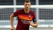 Edin Dzeko, asunto prioritario para el Inter de Milán