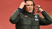 Edinson Cavani, ¿el as bajo la manga de Boca Juniors?