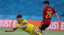 Eurocopa   España se estrella con el muro de Suecia