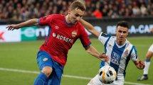 El Sevilla encuentra una salida para Sébastien Corchia