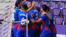 El Eibar refuerza su defensa