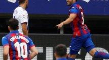 Liga | El Eibar despacha al Real Valladolid en Ipurúa