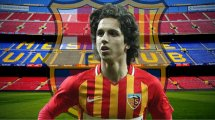 Los planes del FC Barcelona con Emre Demir
