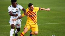 Amistoso | El FC Barcelona supera al Gimnàstic de Tarragona