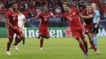 Supercopa de Europa | Javi Martínez se viste de héroe para el Bayern Múnich