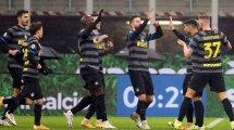 Serie A | El Inter de Milán pasa por encima del Benevento