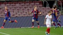 FC Barcelona | Martin Braithwaite, el héroe silencioso