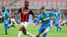 Serie A | Raspadori y el Sassuolo sorprenden al AC Milan