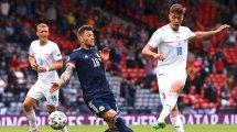 Eurocopa | La República Checa vence a Escocia al ritmo de Schick