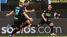 Serie A   El Inter de Milán se desquita y abusa del Bolonia