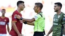Los planes de la AS Roma con Nikola Kalinić