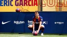 El exigente desafío de Eric García en el FC Barcelona