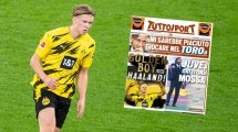 Erling Haaland conquista el Golden Boy 2020
